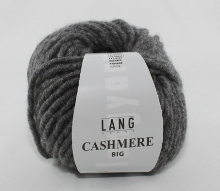 Lang Yarns Cashmere Big Farbe 70 Anthrazit
