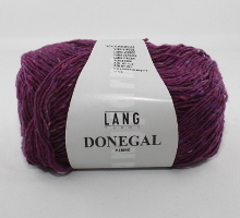 Lang Yarns Donegal Farbe 65 Beere