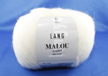 Lang Yarns Malou Light Farbe 94 Natur
