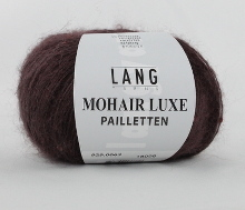 Lang Yarns Mohair Luxe Pailletten Farbe 63