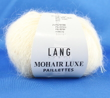 Lang Yarns Mohair Luxe Pailletten Farbe 94