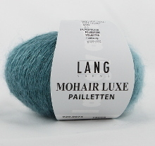 Lang Yarns Mohair Luxe Pailletten Farbe 74