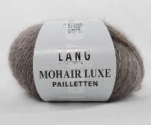 Lang Yarns Mohair Luxe Pailletten Farbe 96