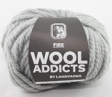 Lang Yarns Wooladdicts FIRE Farbe 03