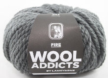 Lang Yarns Wooladdicts FIRE Farbe 05