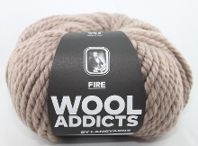 Lang Yarns Wooladdicts FIRE Farbe 26