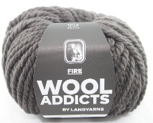 Lang Yarns Wooladdicts FIRE Farbe 67