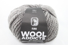 Lang Yarns Wooladdicts FIRE Farbe 96