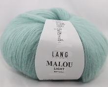 Lang Yarns Malou Light Farbe 58 helltürkis