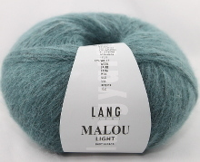 Lang Yarns Malou Light Farbe 78 Petrol