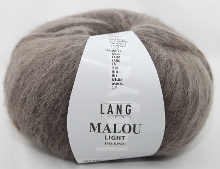 Lang Yarns Malou Light Farbe 196 Braun