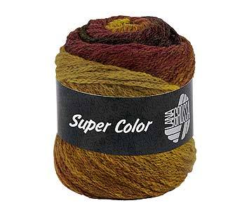 Super-Color LANA GROSSA WOLLE