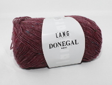 Lang Yarns Donegal Farbe 48 Beere
