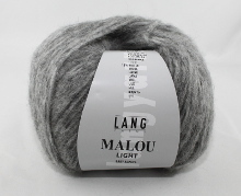 Lang Yarns Malou Light Farbe 05 Grau