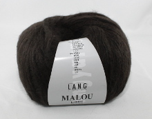 Lang Yarns Malou Light Farbe 68 Braun