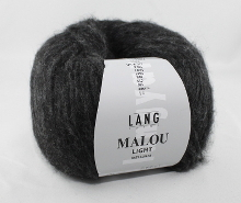 Lang Yarns Malou Light Farbe 70 Anthrazit