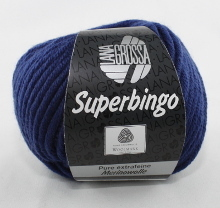 Lana Grossa Superbingo Farbe 41 Royal