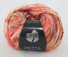 Lana Grossa Pezza Farbe 07 orange