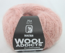 Lang Yarns Wooladdicts Water Farbe 19 Rosa
