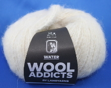 Lang Yarns Wooladdicts Water Farbe 94 Natur