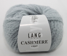 Lang Yarns Cashmere light Farbe 33 grau