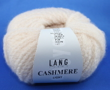 Lang Yarns Cashmere light Farbe 96 beige