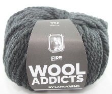 Lang Yarns Wooladdicts FIRE Farbe 70