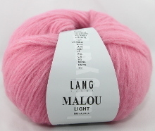 Lang Yarns Malou Light Farbe 19 Pink