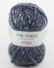 Phildar Phil Tweed Farbe denim