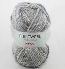 Phildar Phil Tweed Farbe galet