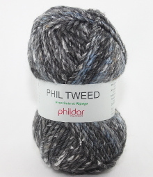 Phildar Phil Tweed Farbe minerai