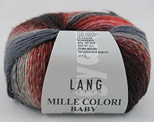 Lang Yarns Mille Colori Baby Farbe 70