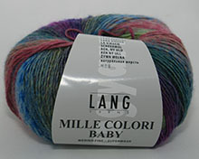 Lang Yarns Mille Colori Baby Farbe 106