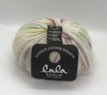 Lana Grossa Lovely Cotton Inserto (Lala Berlin) Farbe 106