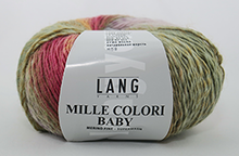 Lang Yarns Mille Colori Baby Farbe 52
