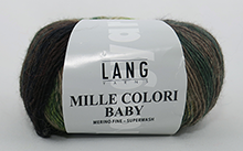 Lang Yarns Mille Colori Baby Farbe 68