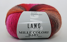 Lang Yarns Mille Colori Baby Farbe 85