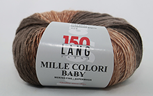 Lang Yarns Mille Colori Baby Farbe 96