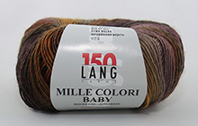 Lang Yarns Mille Colori Baby Farbe 98